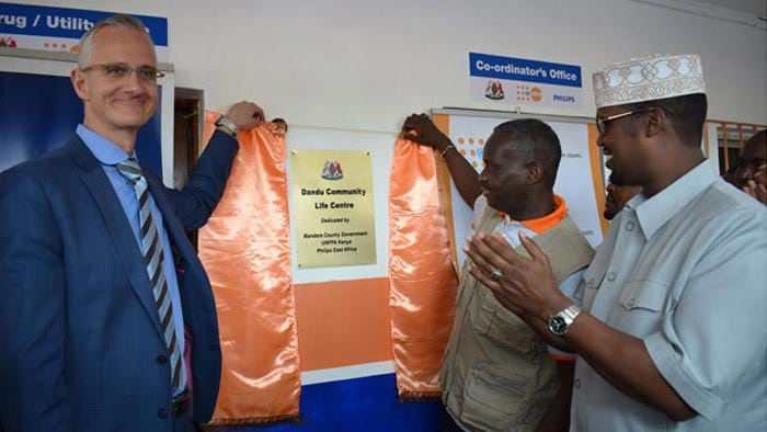 Mandera Community Life Centre brings quality primary care